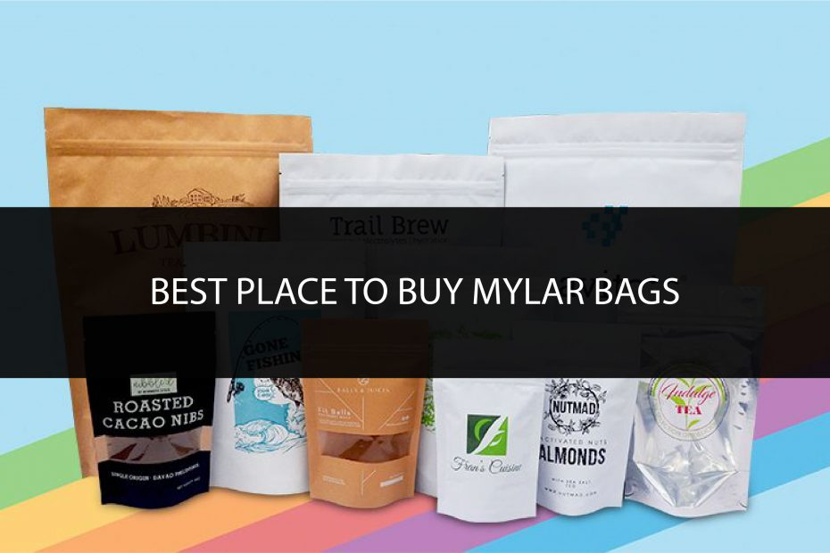 best place to buy mylar bags