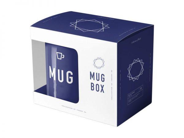 coffee mug boxes with window