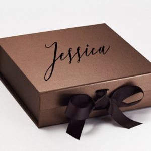 custom gift boxes with logo