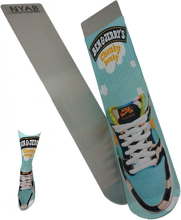 cardboard sock insert
