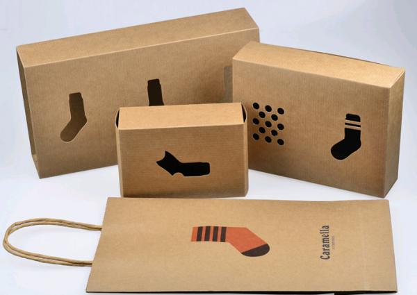 sock packaging sleeve uk