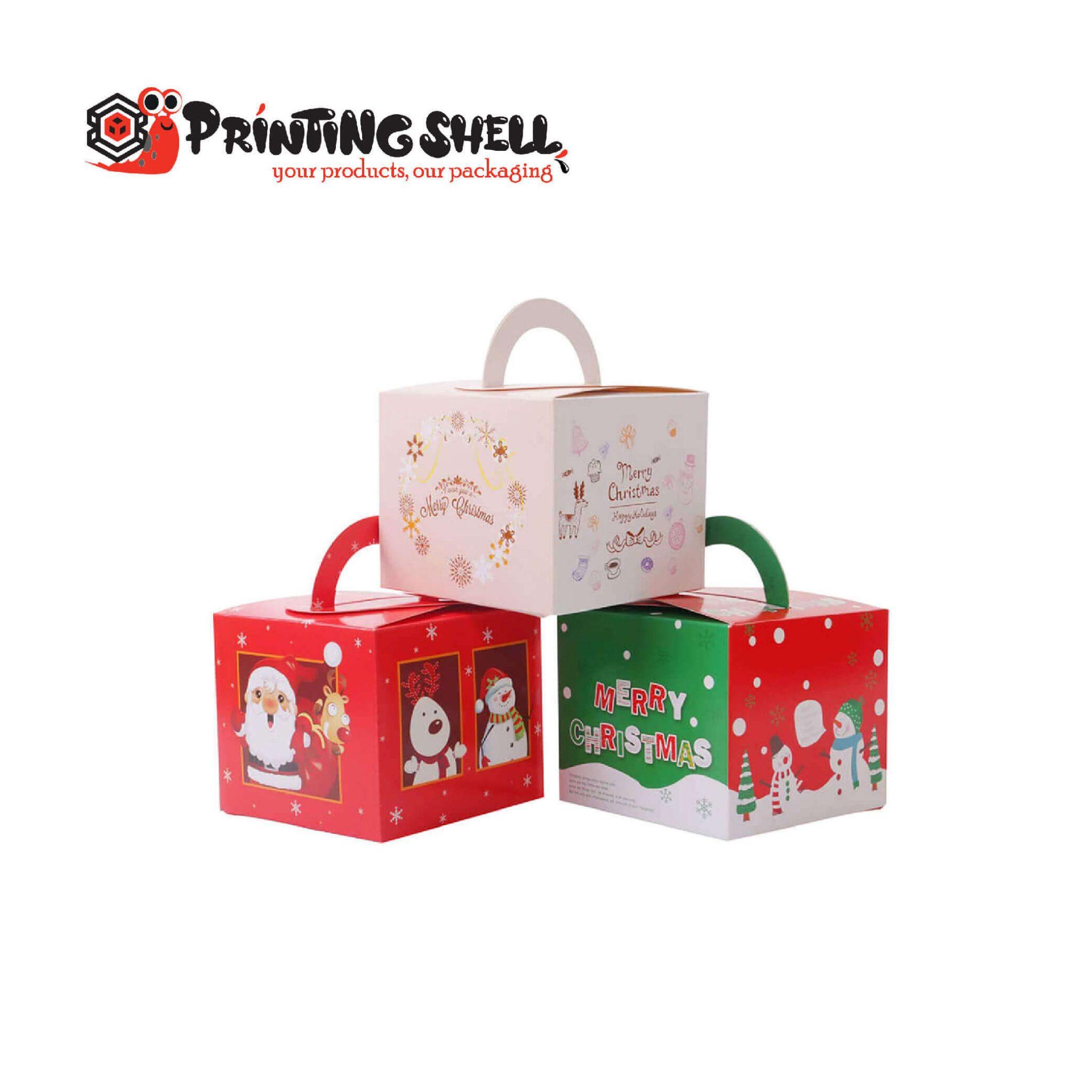 christmas packaging wholesale
