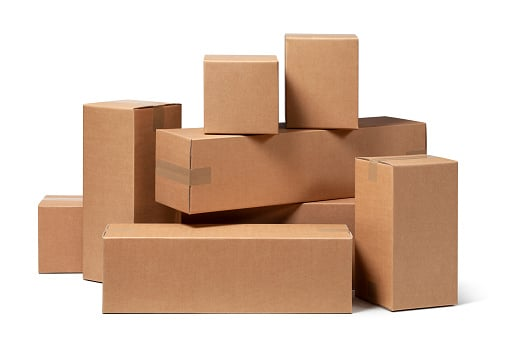 cardboard produce boxes wholesale